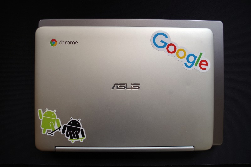 review ASUS Chromebook C223 20