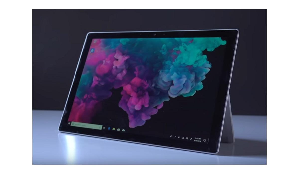 surface pro 6 leak image-Microsoftの新型「Surface Pro 6」と思われる画像とスペックがリークされました。