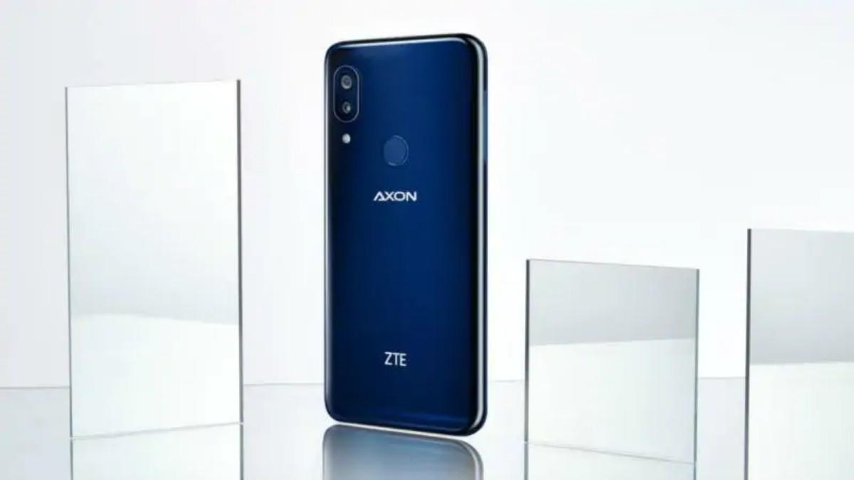 ZTEがフラッグシップスマホ「ZTE AXON 9 Pro」を正式に発表しました。