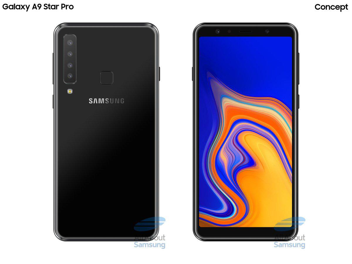 A9StarPro Concept 4xFUN-10月11日にサムスンが「Galaxy A9 (2018)」を発表するかも?ウワサとスペックをまとめ