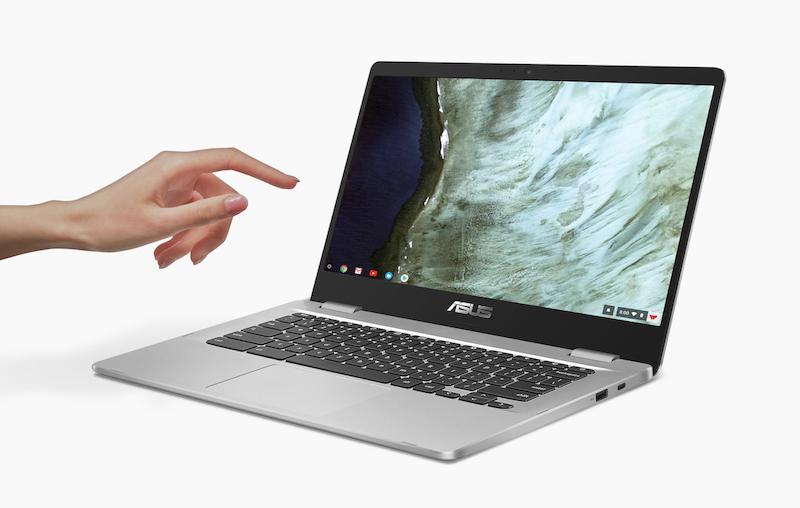 ASUS Chromebook C423NA Chromebook ASUS 02