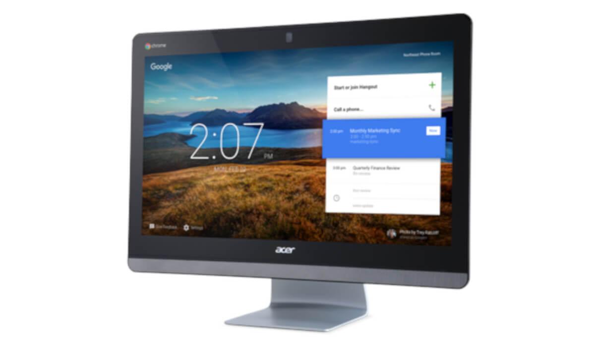 Acer chromebase 24 image-ウワサの「Kalista」というChromeデバイスは、Chromebase「Karma」というコードネームのようです。