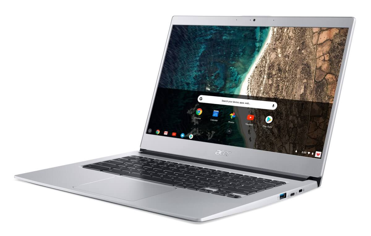 Acer Chromebook 514 CB514 1H 05-「Google Pixel Slate」と「HP Chromebook x2」のスペックを比較