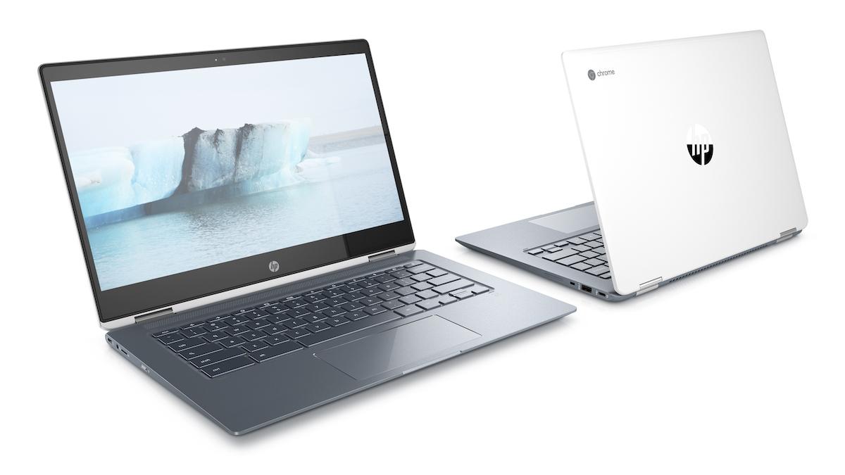 HP Chromebook x360 14 Combo Reverse-HPが14インチの「Chromebook x360 14」を発表したようです!予約も開始しているみたい。