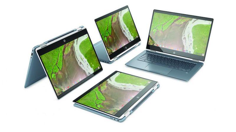 Hp Chromebook x360 14 image
