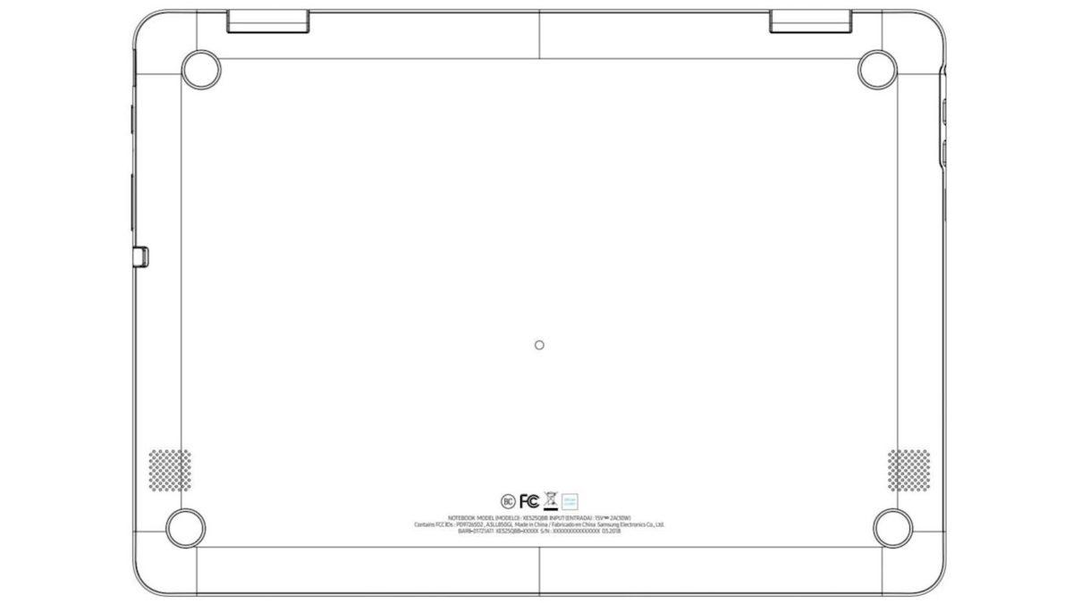Samsung XE525QBB FCC title 1420x799-SamsungからLTE対応の「Chromebook Plus V2」がリリースされるかもしれません。