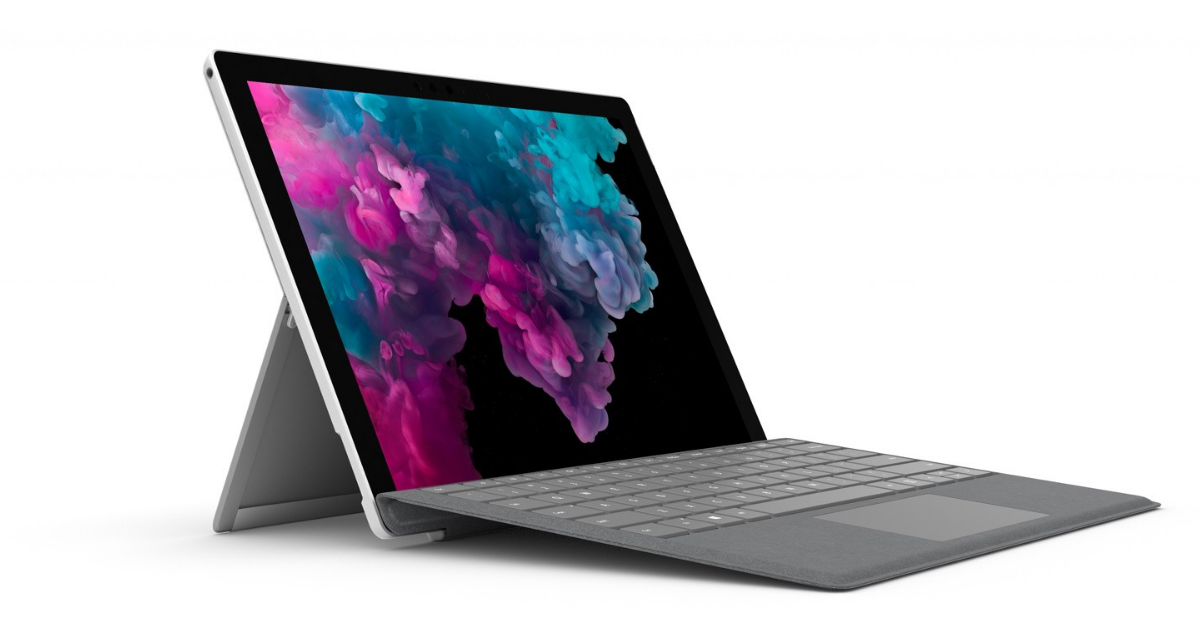 Surface Pro 6 microsoft