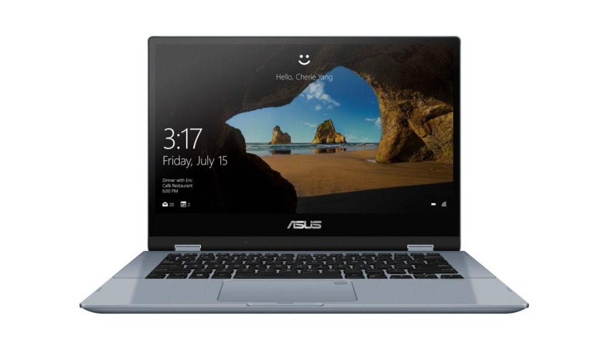 asus vivobook flip 14 TP412UA-ASUSから14インチ「VivoBook Flip 14 TP412UA」がリリースされました!