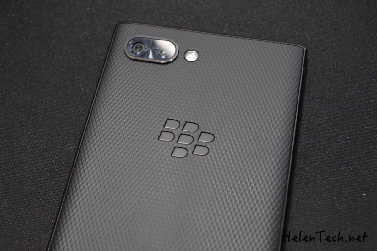 re blackberry key2 review 00