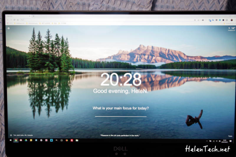 review xps13 display