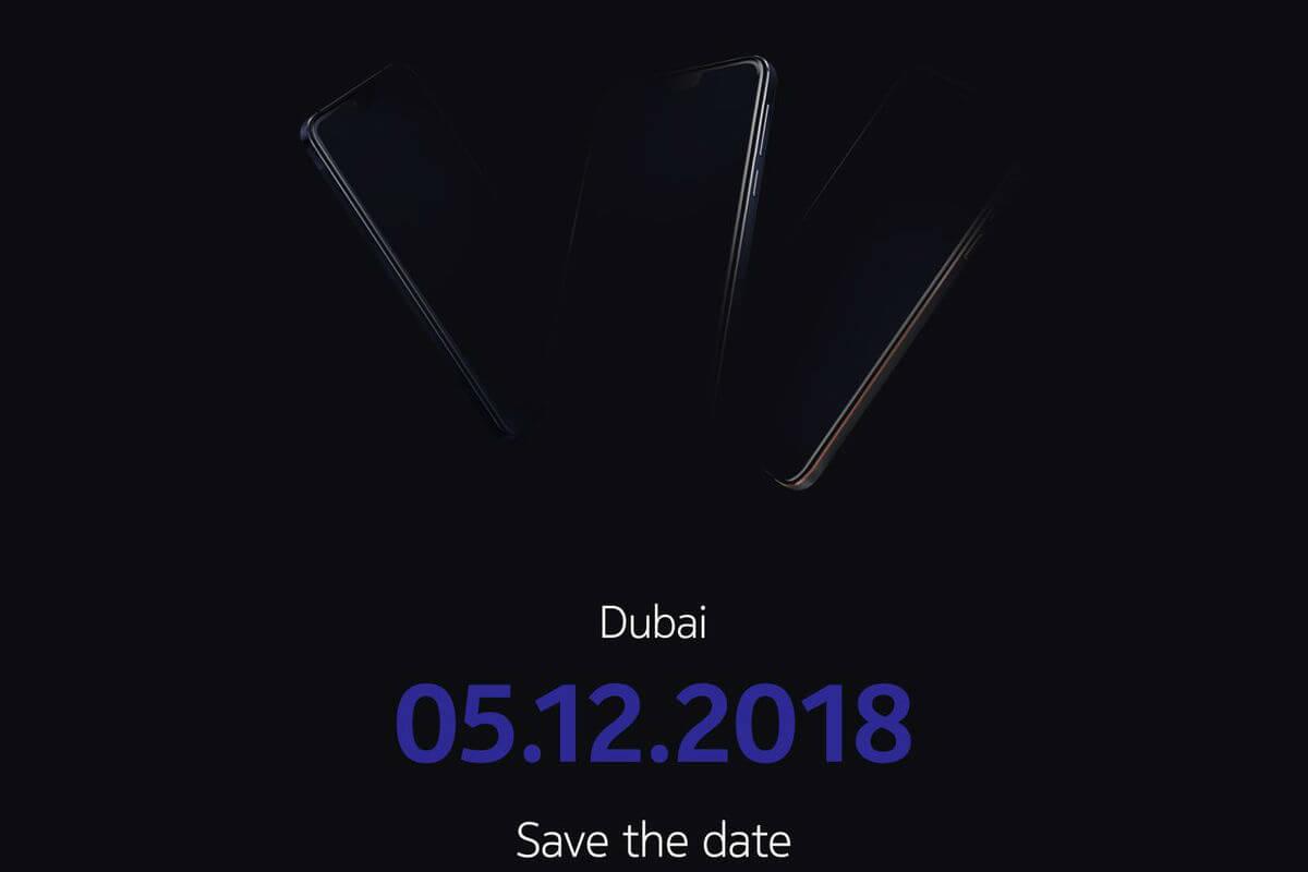 181205 hmd nokia event-12月5日に「Nokia 9」、「Nokia 8.1」、「Nokia 2.1 Plus」が発表されるかもしれません。