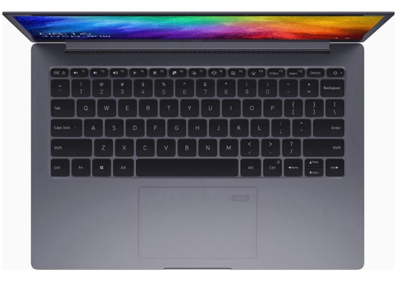 Xiaomi Mi notebook air keyboard
