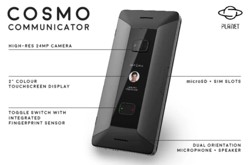 cosmo communicator 2
