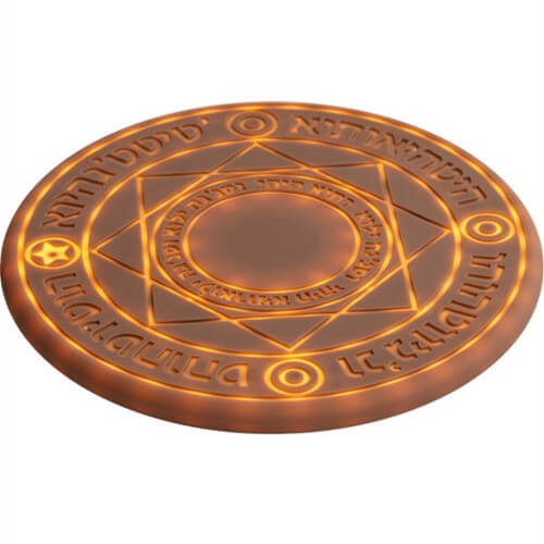 qi magic array wireless charger