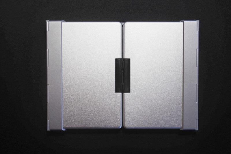 review iclever ic bk05 06-折り畳み式フルキーボードの「iClever  IC-BK05」を購入したのでレビュー!小さくなるのはやっぱ便利です。