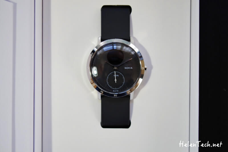 review nokia steel hr 04 -Nokia(Withings)のスマートウォッチ「Steel HR」をいまさら購入したのでレビューする!