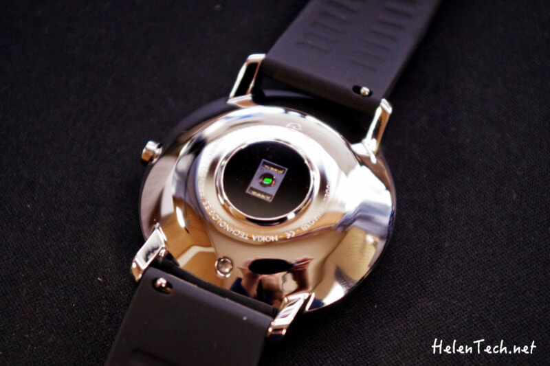 review nokia steel hr 05-Nokia(Withings)のスマートウォッチ「Steel HR」をいまさら購入したのでレビューする!