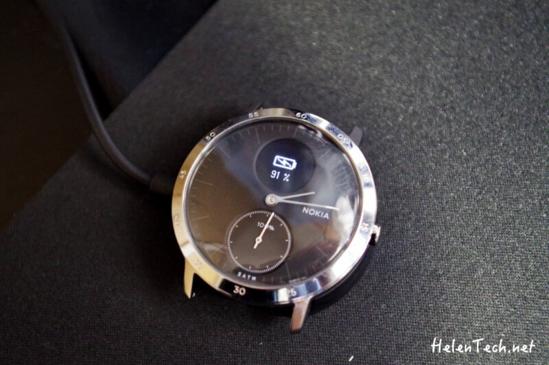 review nokia steel hr 10-Nokia(Withings)のスマートウォッチ「Steel HR」をいまさら購入したのでレビューする!