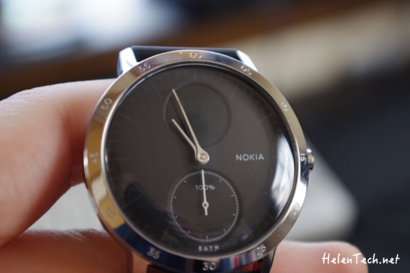 review nokia steel hr 11-Nokia(Withings)のスマートウォッチ「Steel HR」をいまさら購入したのでレビューする!