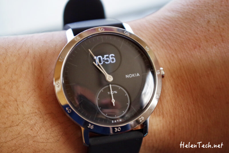 review nokia steel hr 13-Nokia(Withings)のスマートウォッチ「Steel HR」をいまさら購入したのでレビューする!