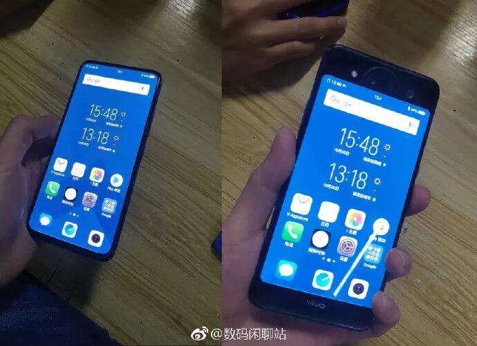 vivo nex 2 rumor Prototype