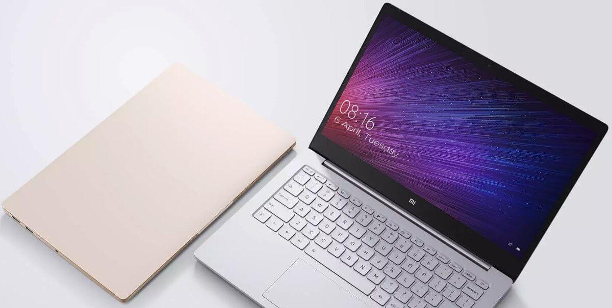 xiaomi mi notebook air 13 and 15