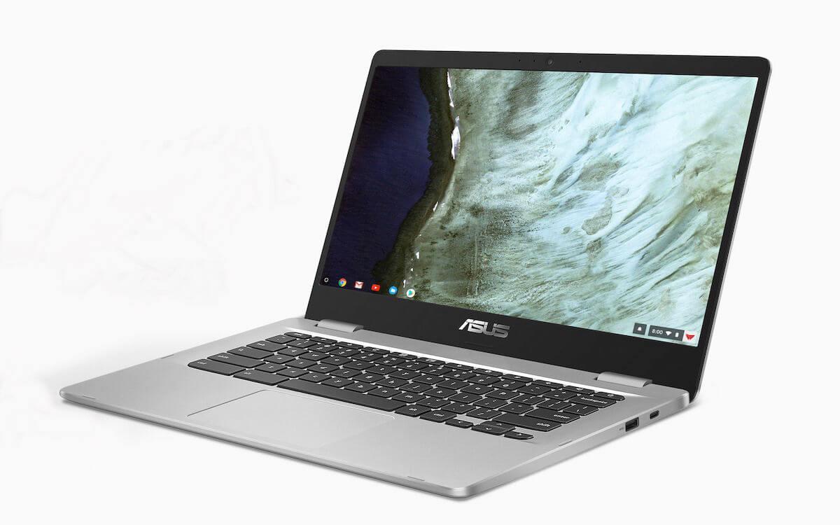 ASUS Chromebook C423 Laptops main image-Googleの「Pixelbook」を購入したので今こそレビュー!「Pixel Slate」ではない理由は単純です…。