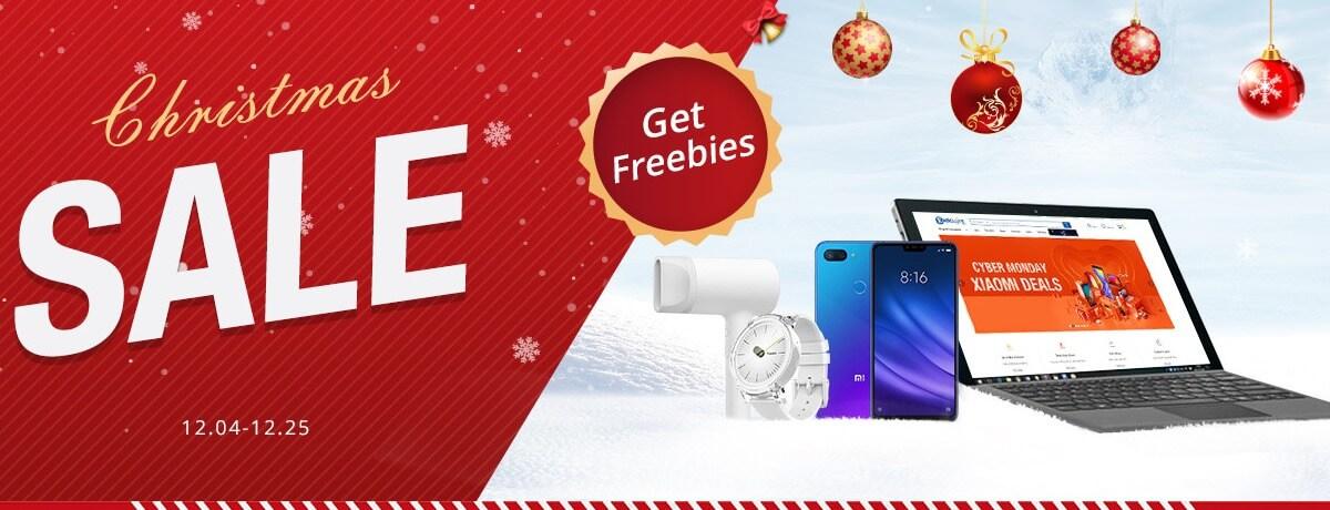 Christmas freebies save up to 70 OFF GeekBuying-Geekbuyingでクリスマスセール開催中!シェアでクーポン、一定額以上でプレゼントもあります[PR]