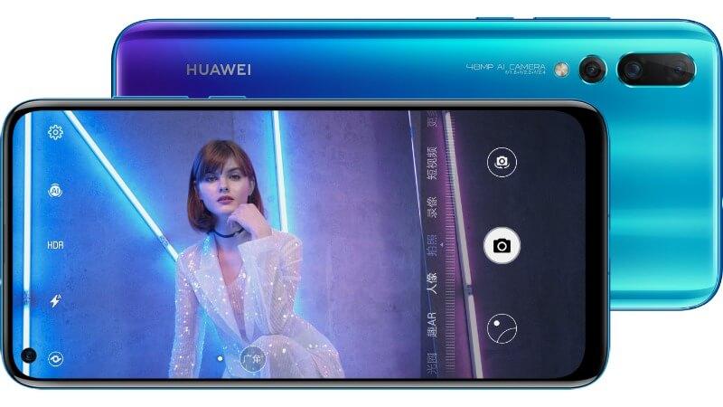 Huawei nova 4 cam