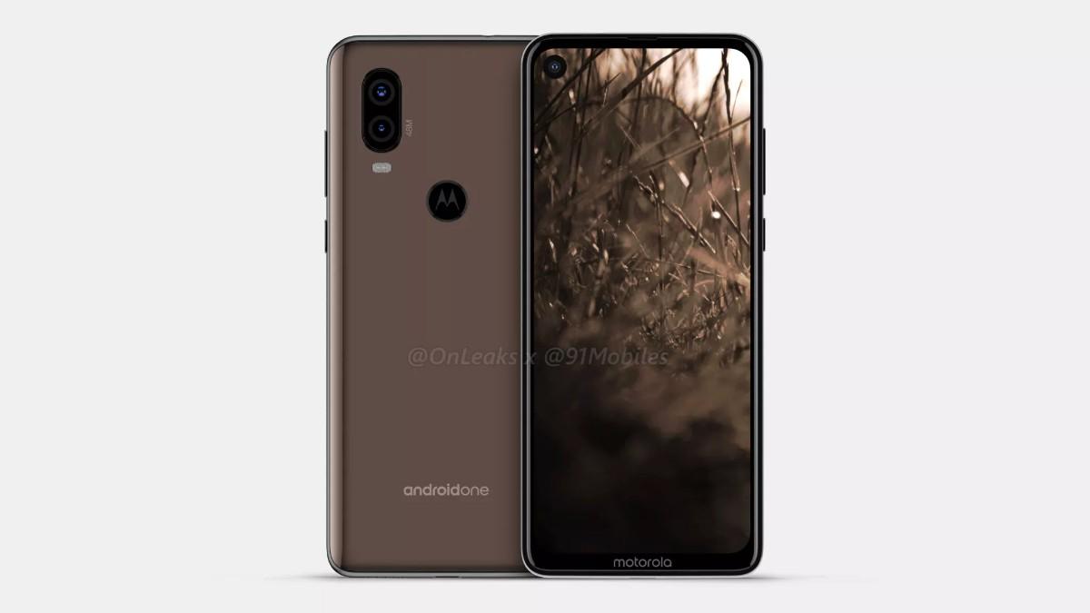 Moto P40 render image-モトローラの「Moto P40」もホールカメラ採用のフルディスプレイスマートフォンになるかも。