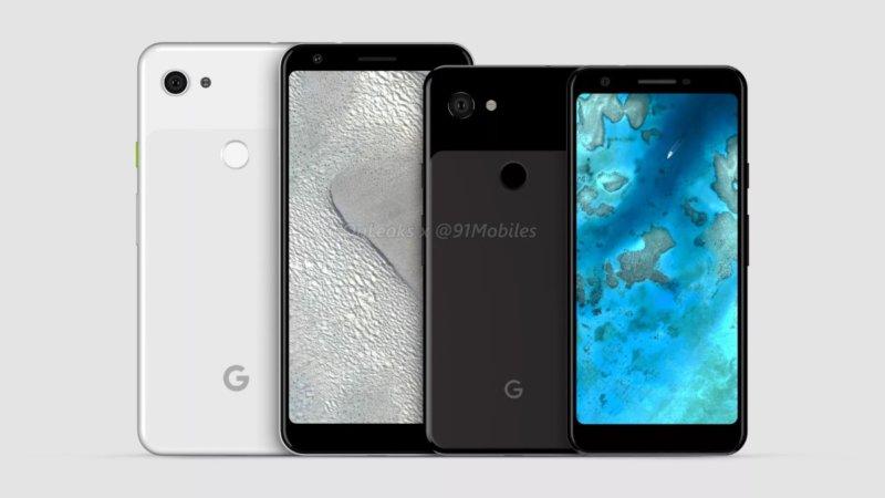 Pixel 3 lite leak image