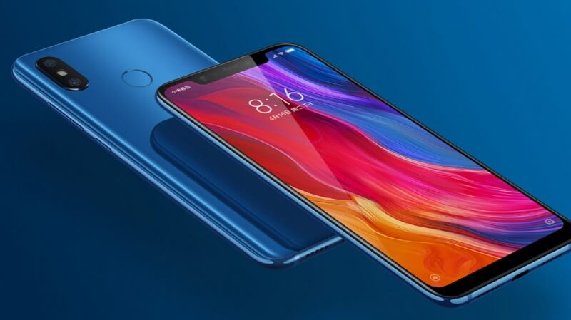 Xiaomi Mi 8 year end sale image