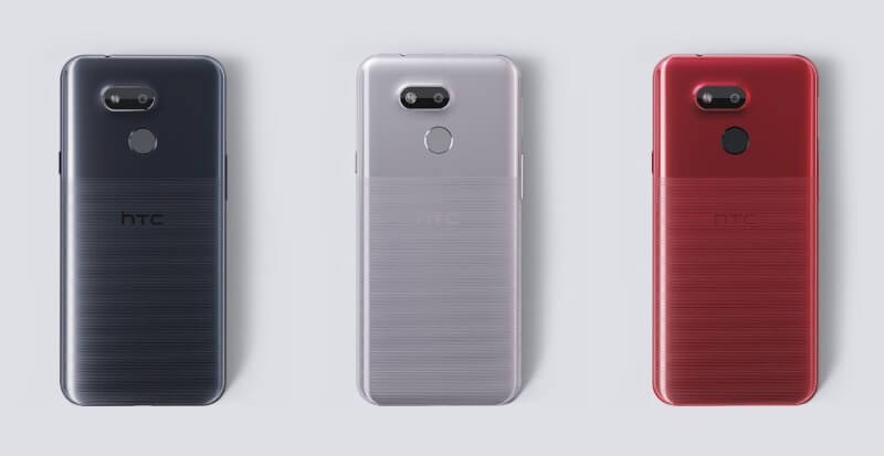 htc desire 12s back image