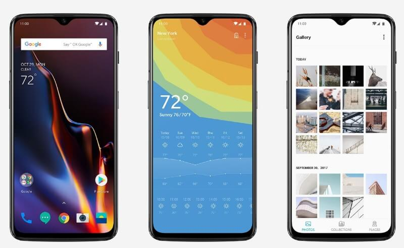 oneplus 6t display