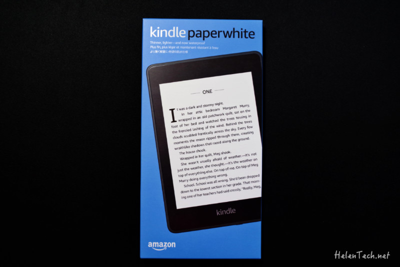 review kindle paperwhite 2018 01