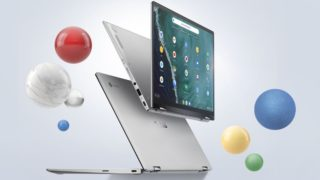ASUS Chromebook C434 C302 Comp 320x180-ASUSが国内法人向けに「Chromebook C434TA」の8GBRAMモデルを発表!14インチのハイスペックモデル