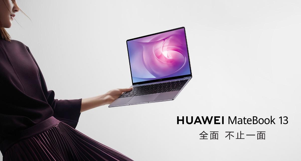 Huawei Matebook 13 image