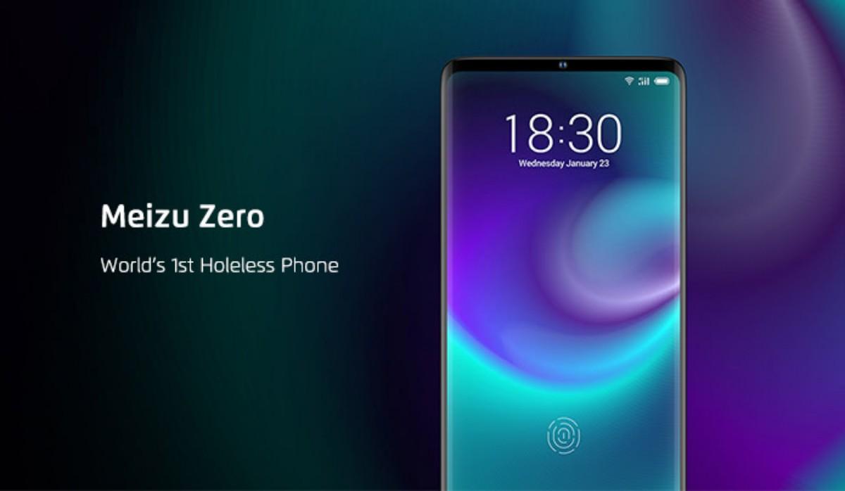Meizu Zero Concept image