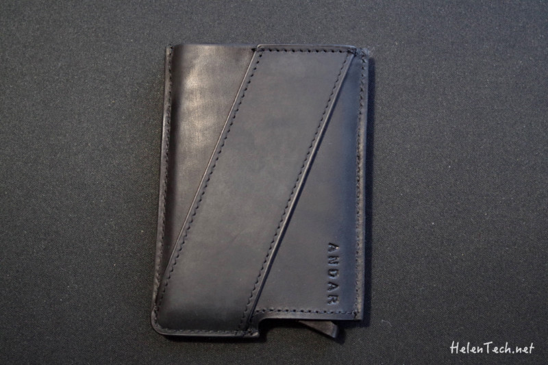 Review Andar Wallet the pilot 04