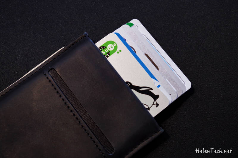Review Andar Wallet the pilot 06