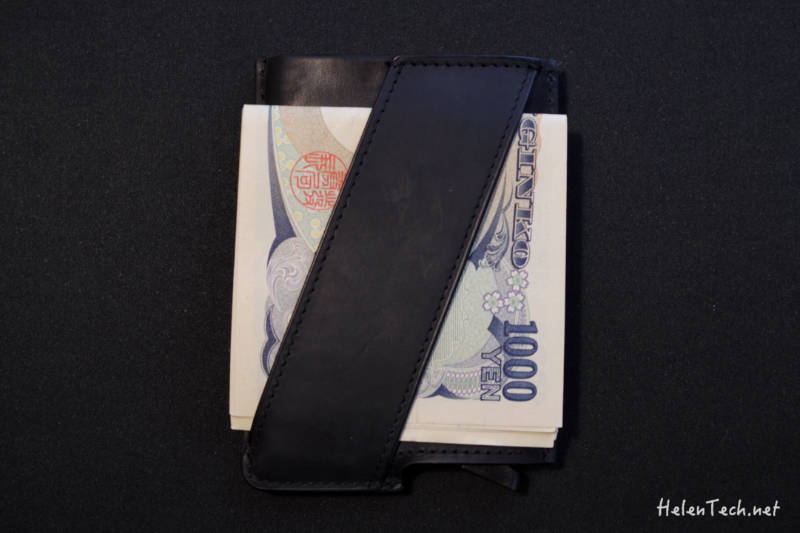 Review Andar Wallet the pilot 07