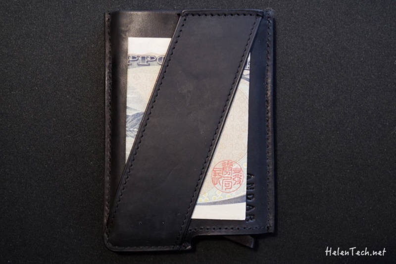 Review Andar Wallet the pilot 08