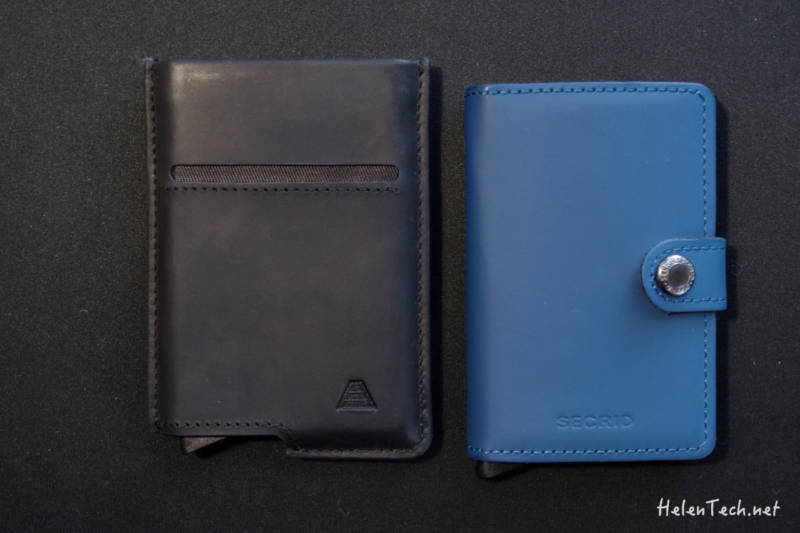 Review Andar Wallet the pilot 11