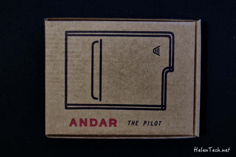 Review Andar Wallet the pilot01