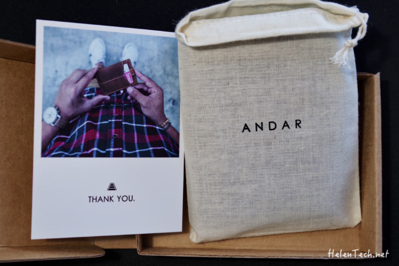 Review Andar Wallet the pilot02