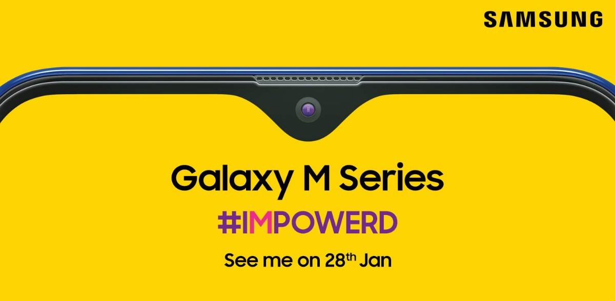 Samsung Galaxy M series image-Samsungの「Galaxy M10」、「M20」、「M30」が1月28日にインドで発売?スペックをまとめておく