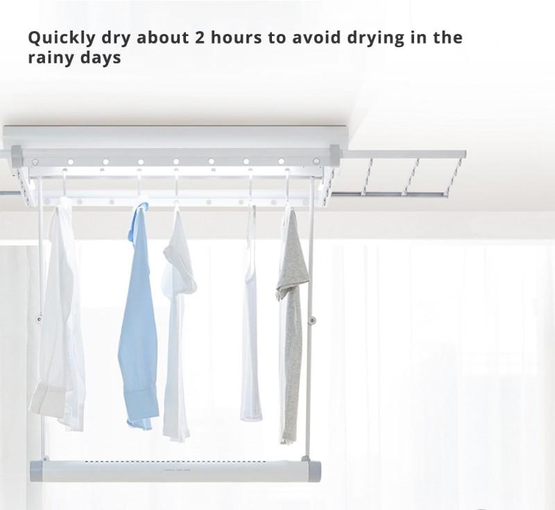 Xiaomi-M1-Pro-Smart-Clothes-Dryer-White-02