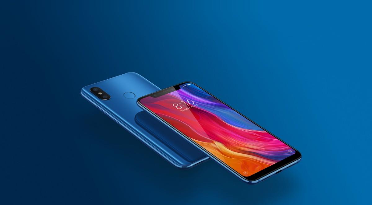 Xiaomi Mi 8 image