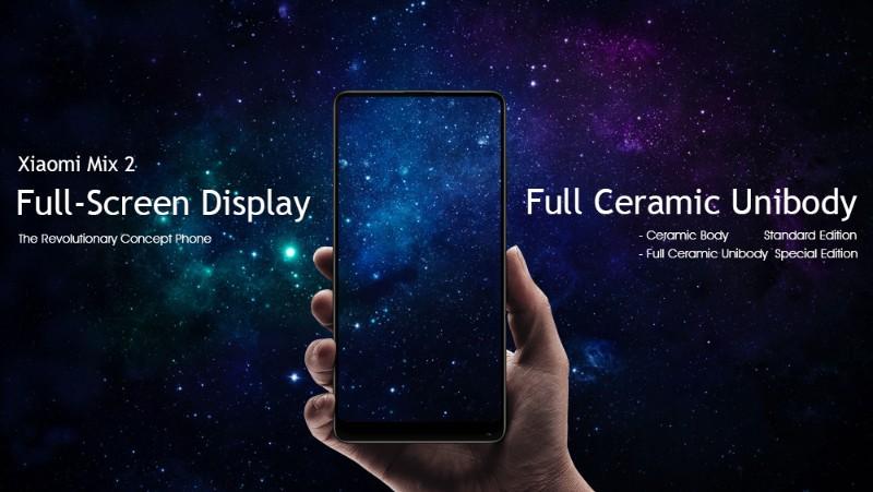 Xiaomi Mi Mix 2se 800