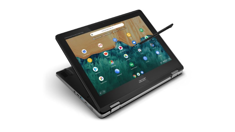 acer chromebook spin 512 stylus
